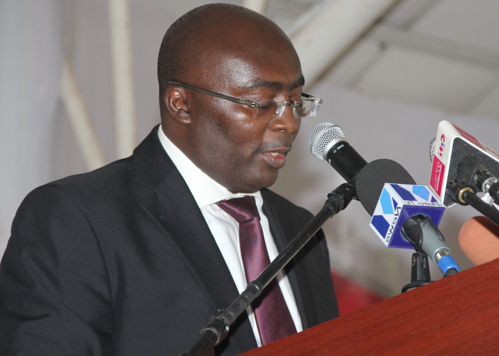 See Video: Bawumia to Mahama- We'll soon expose '419' people in your era
