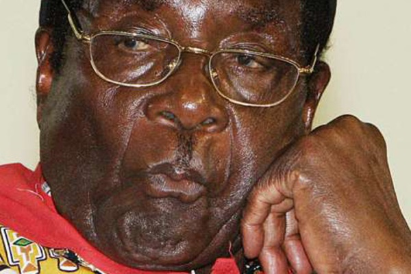 Again Mugabe agrees to step down