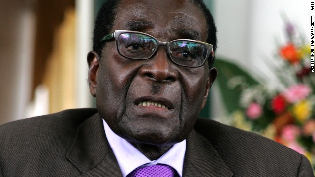 """I remain Zimbabwe's ruler"" – Arrested Mugabe resisting military pressure"