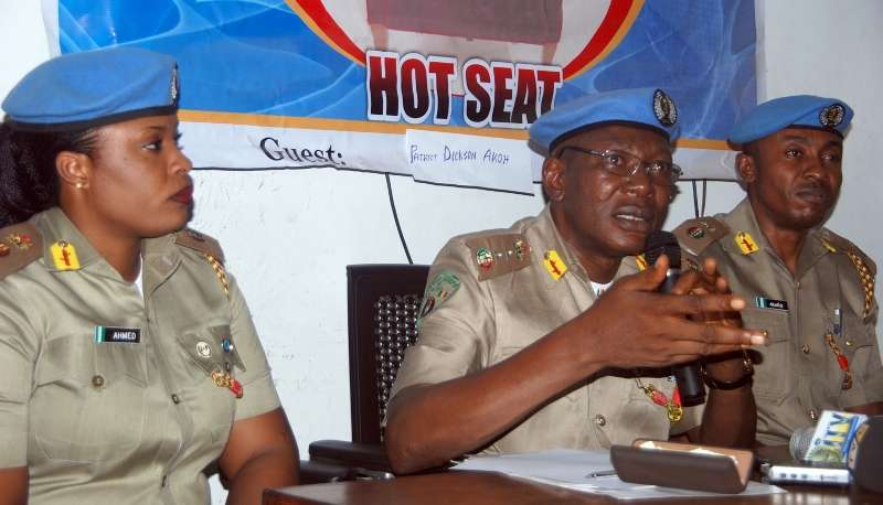 Court ruling favors Peace Corps; orders police to N12.5m compensation