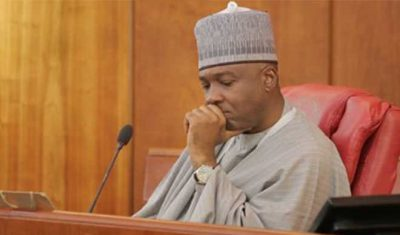 Saraki: Invasion of NASS by security operatives my saddest day as senate president