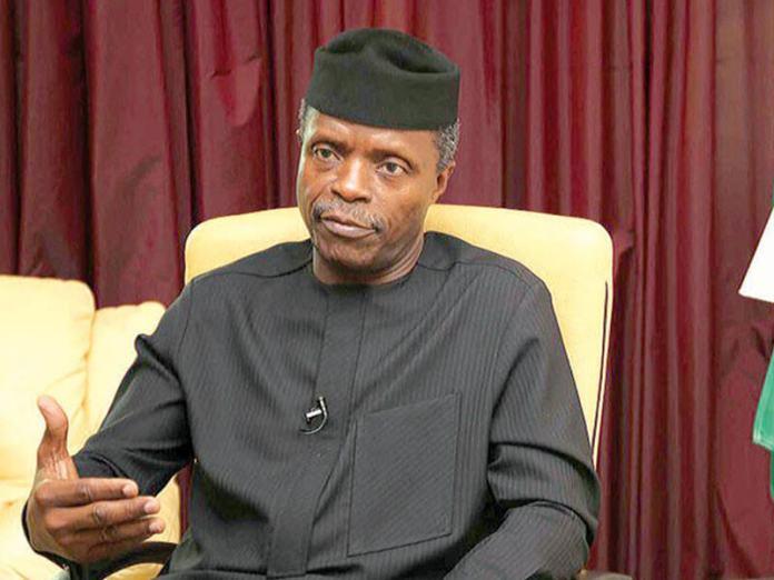 Why Nigerians must pay higher electricity tariff- VP Yemi Osinbajo