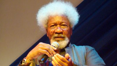 Problems confronting Nigeria are beyond Buhari – Soyinka
