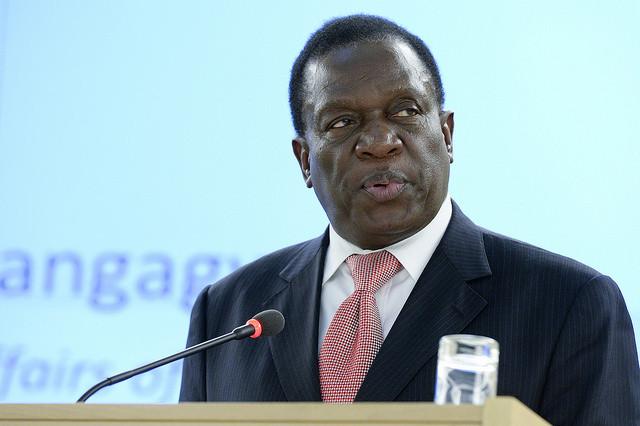 Zimbabwe's sacked VP, Emmerson Mnangagwa to be sworn in as president