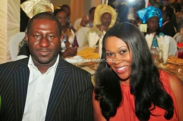 All the details; Tony Anenih jnr dumps wife, Esosa for new love, Linda Edozien-Priddy, set for marriage soon