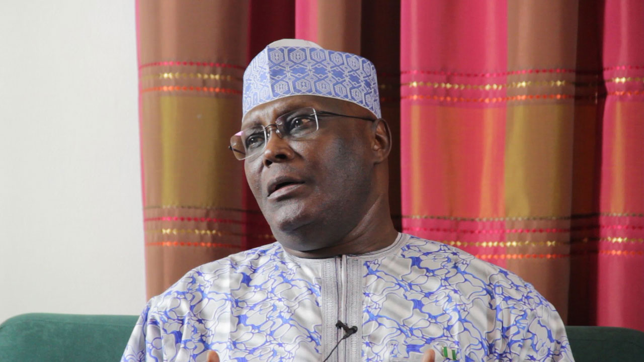 Migration: Atiku recommends enabling environment for job creation
