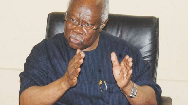 PDP Chairmanship: Bode George withdraws from race; says Gov. Wike insulted Yoruba race
