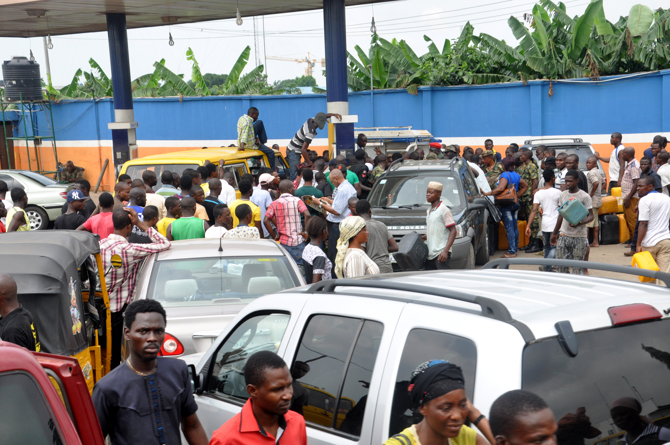 Fuel Scarcity: APC appeals for patience, says Govt is making efforts