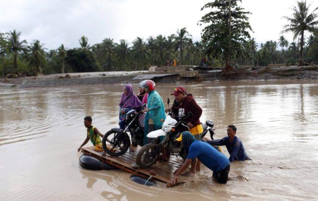 133 die in rain battered Philippines