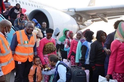 1,295 Nigerians returned from Libya in November – NEMA
