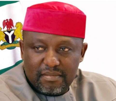 Imo Gov. Okorocha laments Atiku's defection, says 'not good for APC'