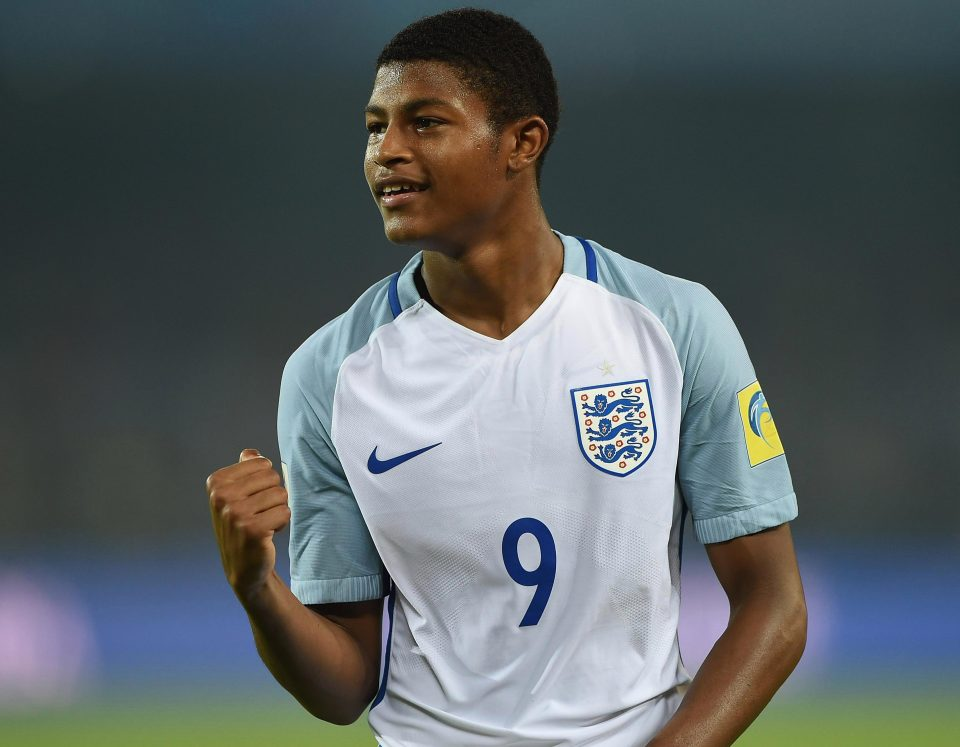 UEFA 'don't care' about racism – England Under-17 World Cup star, Rhian Brewster