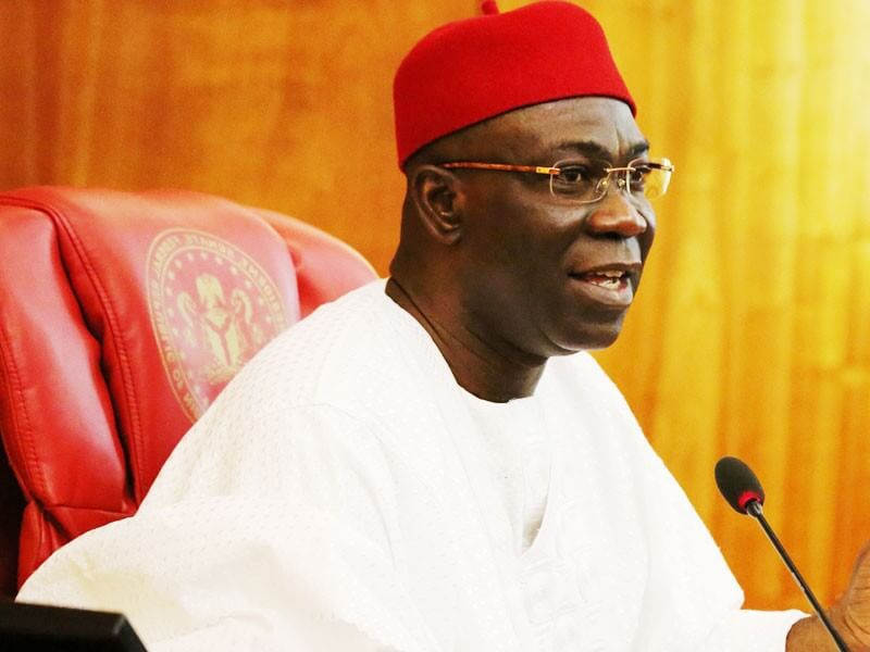 Ekweremadu lambasts Gov. Bello for sponsoring thugs against a senator