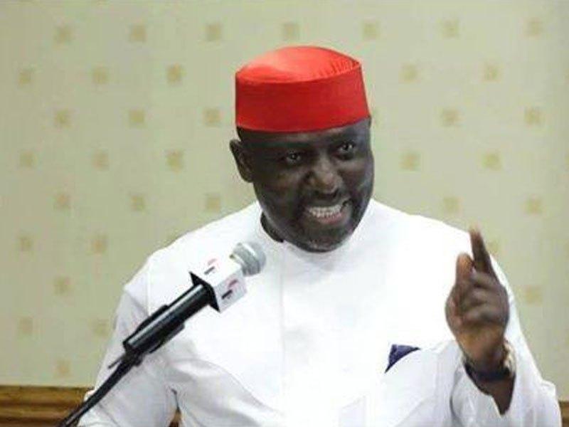 Okorocha declares all APC Govs endorse Buhari for 2019