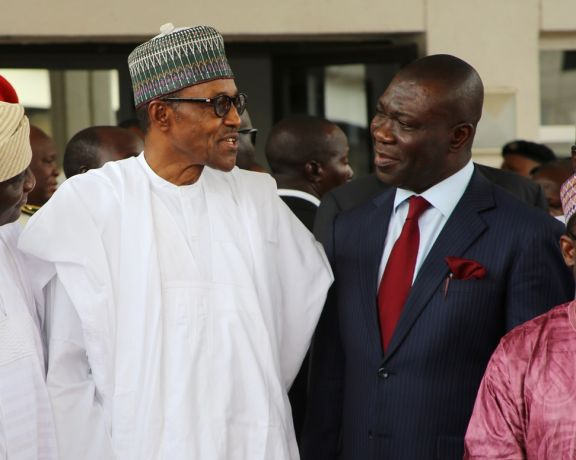 Accept defeat like Jonathan if you lose in 2019 – Ekweremadu tells Buhari