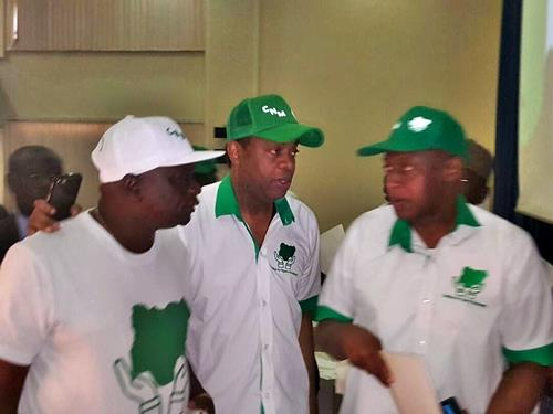 Coalition Movement Launched, Not Political Party