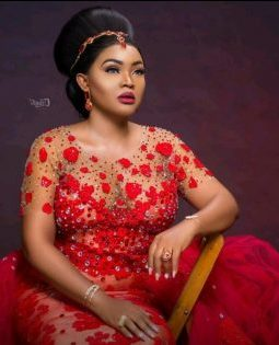 Nollywood actress, Mercy Aigbe speaks on secret romance with Gov. Ambode