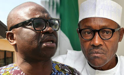 Fayose lambasts presidency over new NIA DG, says 'Buhari is an unrepentant sectional leader'