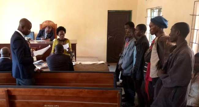 BREAKING: Police Arraign Six Herdsmen Allegedly Involved In Benue Killings