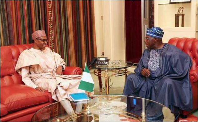 "Obasanjo's statement on Buhari ""doesn't make sense' — Presidential Aide"