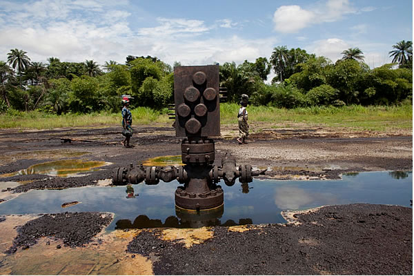 Features: Revealing details of how corruption fuelled allocation of Nigeria's oil blocks
