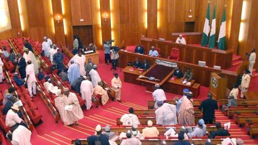 $1bn security fund not yet approved, undergoing legislative processes –Presidential aide