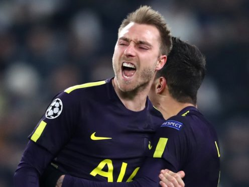 Eriksen grabs Spurs draw to spoil Higuain show in Turin