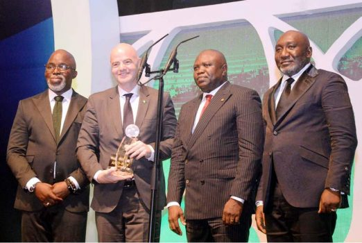 Energy giants, Aiteo pays N540m to fulfill commitment to football in Nigeria