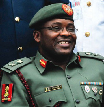 Alleged Fraud: EFCC grills ex-Army Chief Ihejirika, over N13b arms cash traced to him and his relatives