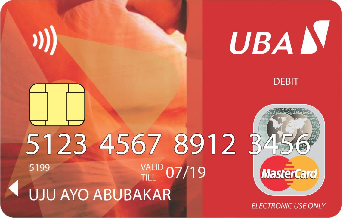 UBA Demonstrates Superiority, Contactless Cards Hit Industry High of Three Million