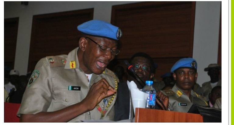 Nigeria Police ready to unseal Peace Corps headquarters