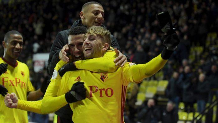 EPL: Watford trashes Chelsea 4 -1