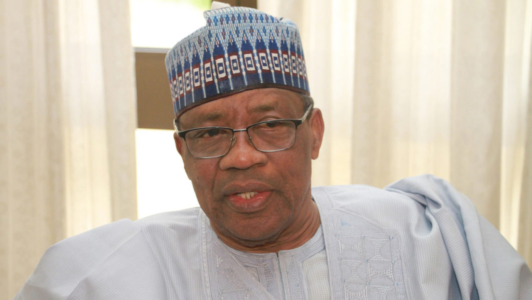 """Ibrahim Babangida disowns statement issued by spokesman, Says """"They're his personal views'"""