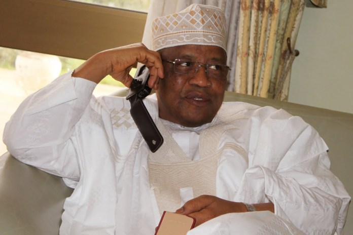 Babangida speaks on statement, says he stands by his words Buhari should not seek reelection!