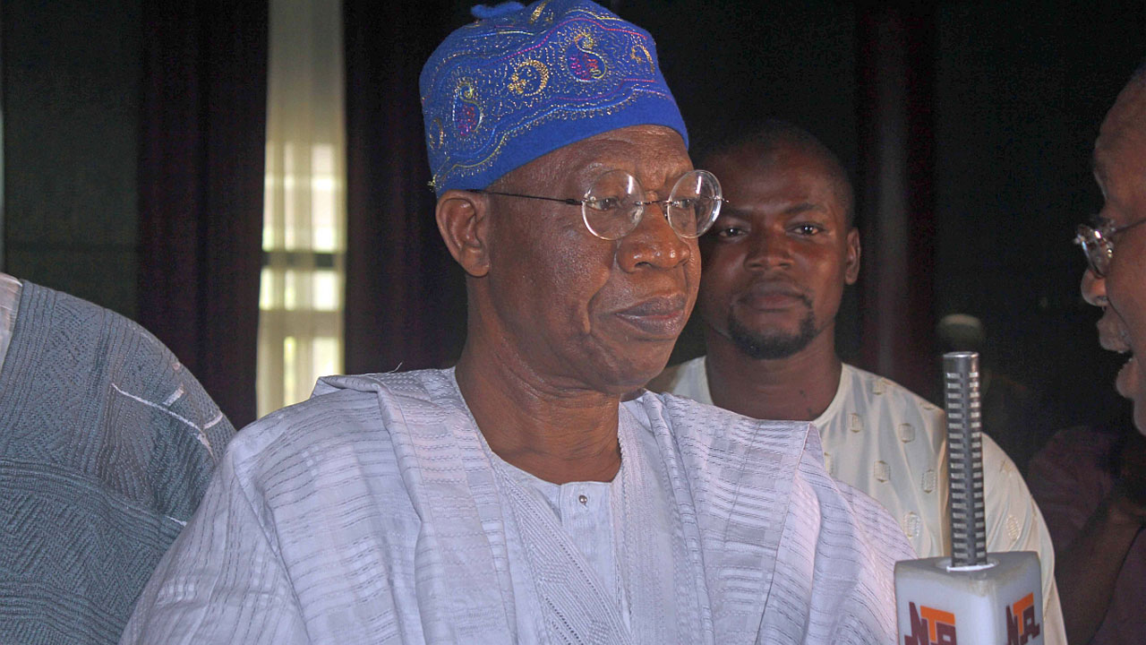 PDP fail as ruling and opposition party – Lai Mohammed