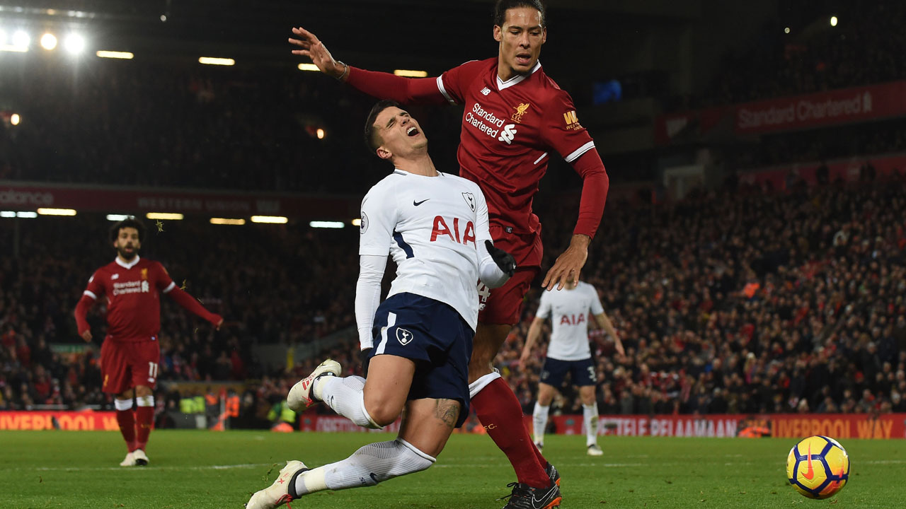 Kane rescues Spurs in Liverpool thriller, Newcastle held