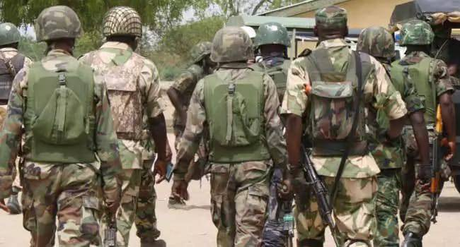 JUST IN: Military rescue kidnapped Yobe school girls inside bush