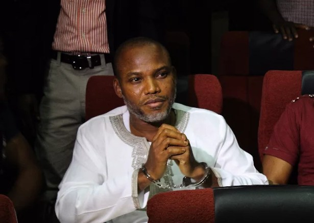 Nigerian court orders separate trial for pro-Biafra leader