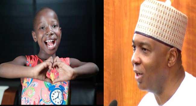 Senate President invites Nigerian comedienne Emmanuella