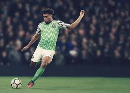 Photos: Nigeria unveil Super Eagles new kits ahead 2018 FIFA World Cup