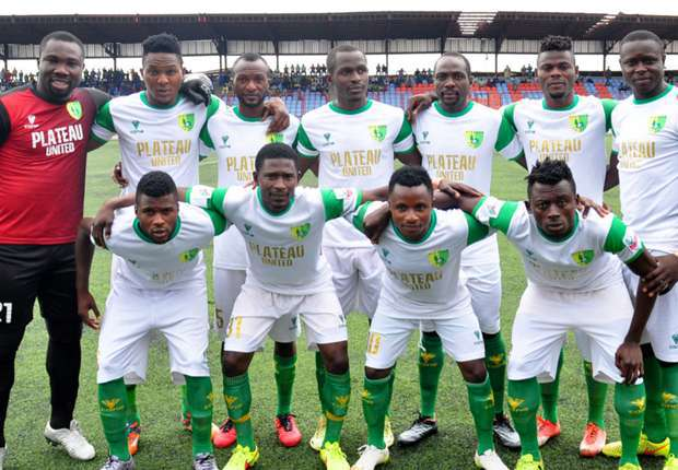 Plateau United smack Eding Sport 3-0 in CCL opening round