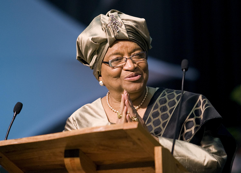 Ellen Johnson Sirleaf wins $5m Mo Ibrahim leadership Prize