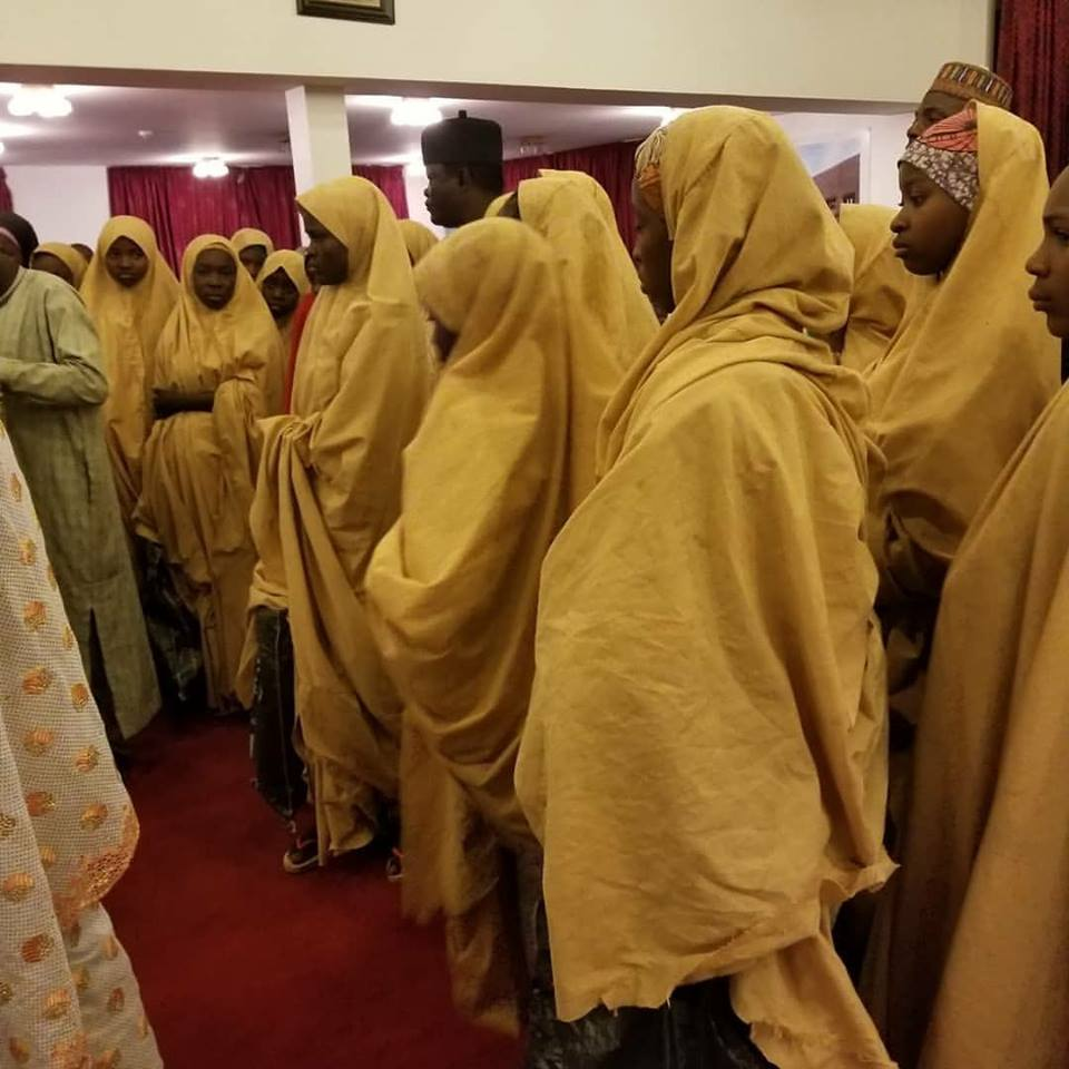 SDP in doubt of #DapchiGirls abduction, returning tale