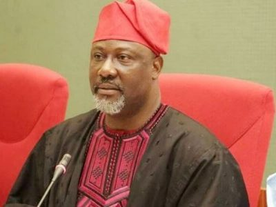 INEC announce Dino Melaye's recall time table