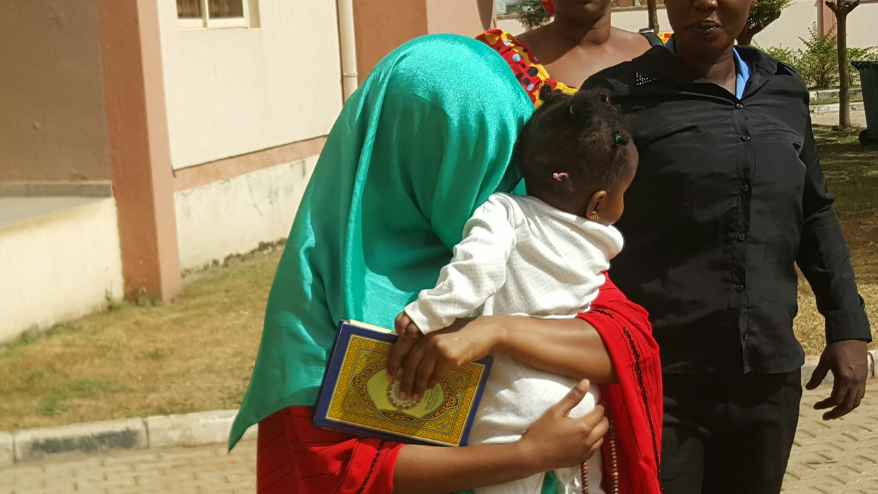 Trial of alleged husband killer, Maryam Sanda on hold as prosecuting witness disappears