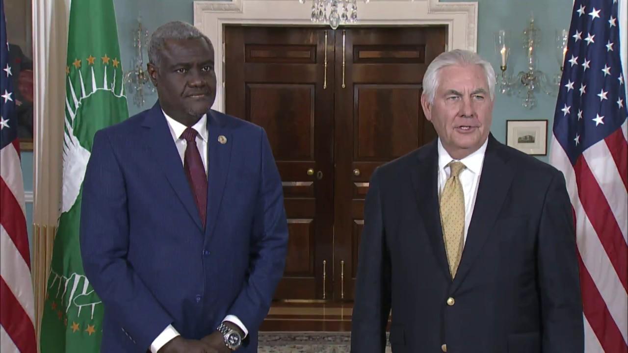 After 'shithole' remarks, US top diplomat, Tillerson begins  first Africa tour