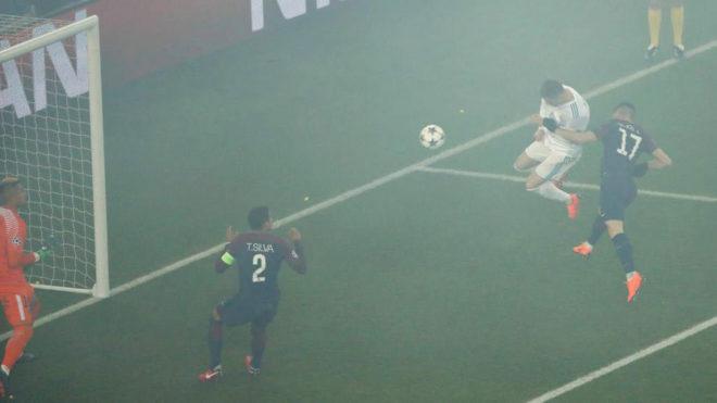 Cristiano Ronaldo, Casemiro netted as Real bury PSG to reach Champions League quarter-finals