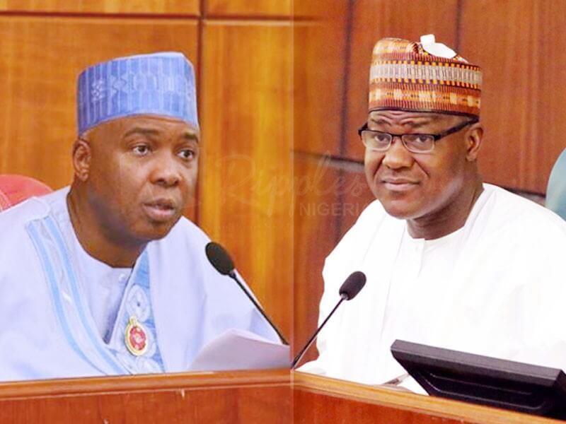Saraki, Dogara react to Buhari's refusal to sign amended Electoral Act bill