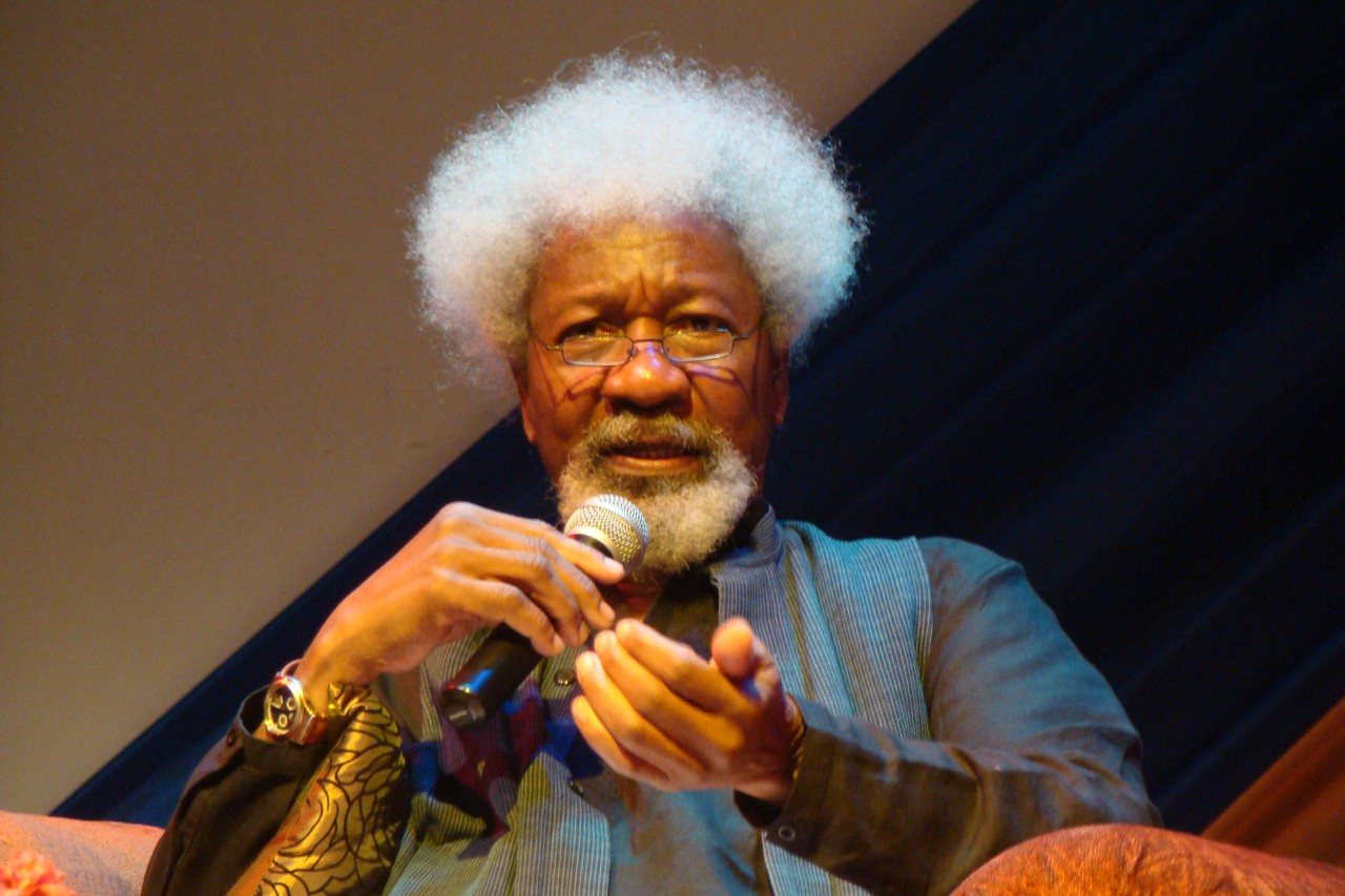 Don't support failed leaders – Soyinka warns Nigerian youths
