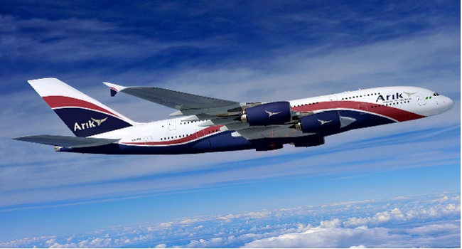 Arik Air reacts after reports of emergency land due to 'smoking' cabin